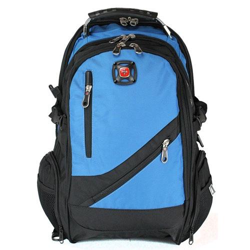 Рюкзак SwissGear с комбинированными синим и черным